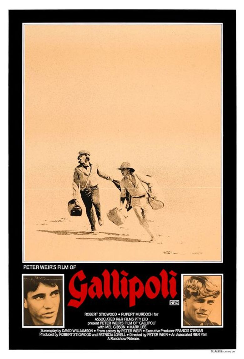 Watch Gallipoli