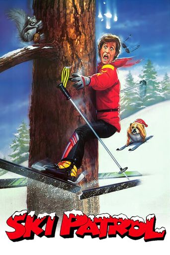 Ski Patrol Poster