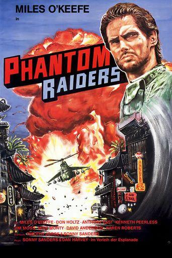 Phantom Raiders Poster
