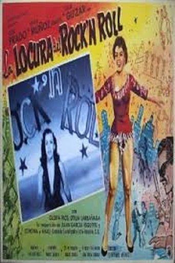 La locura del rock and roll Poster