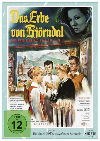 Heritage of Bjorndal Poster