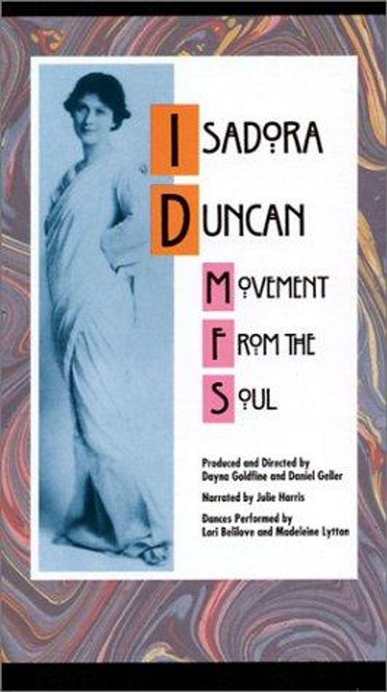 Isadora Duncan: Movement from the Soul Poster