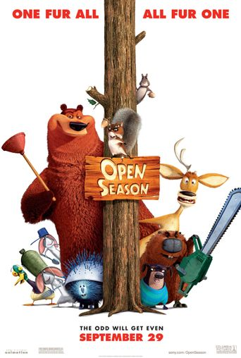 Watch Open Season