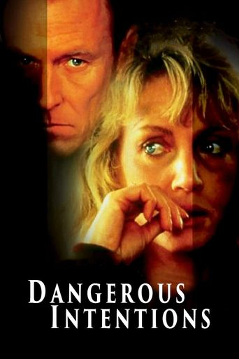 Dangerous Intentions Poster