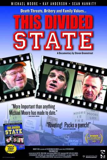 This Divided State Poster