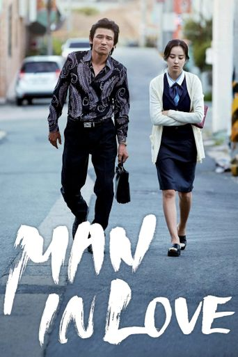 Man in Love Poster