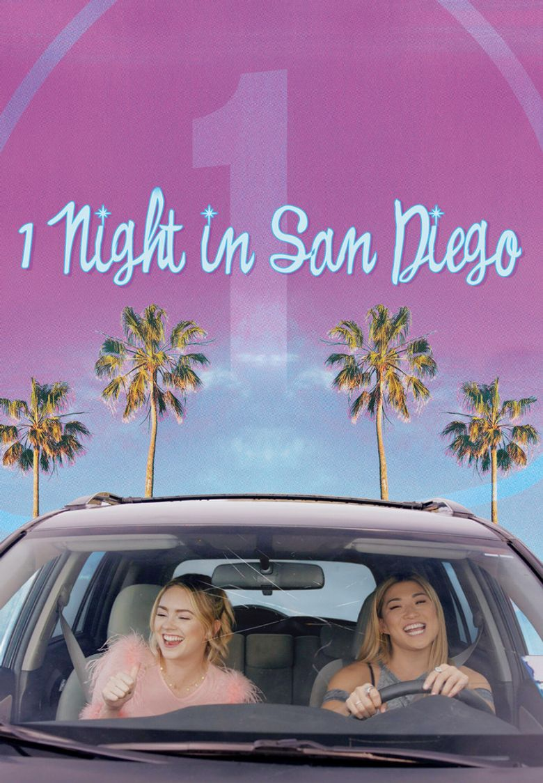 1 Night In San Diego Poster