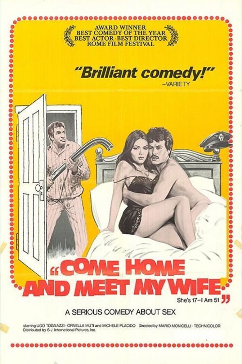 Come Home and Meet My Wife Poster