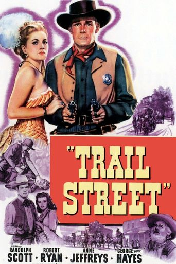 Trail Street Poster