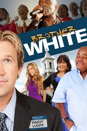 Brother White Poster