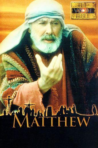 The Visual Bible: Matthew Poster