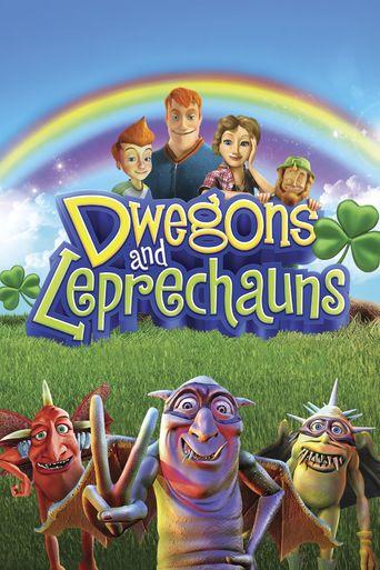 Dwegons and Leprechauns Poster