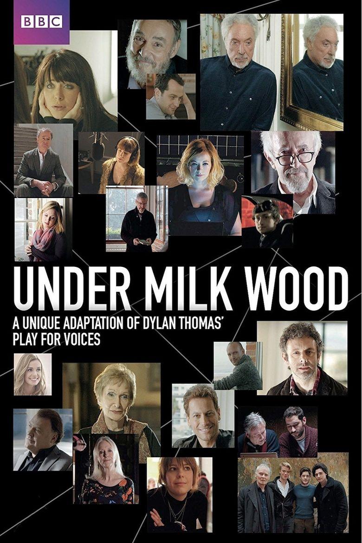 Under Milk Wood Poster
