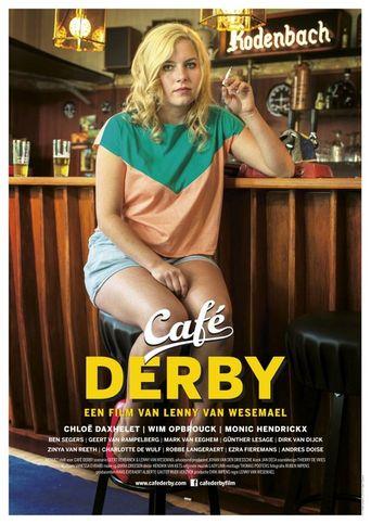 Café Derby Poster