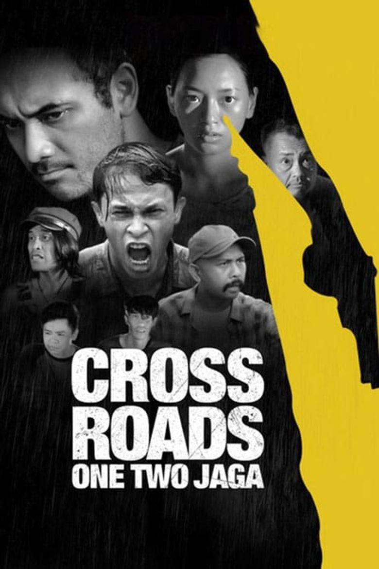 Crossroads: One Two Jaga Poster