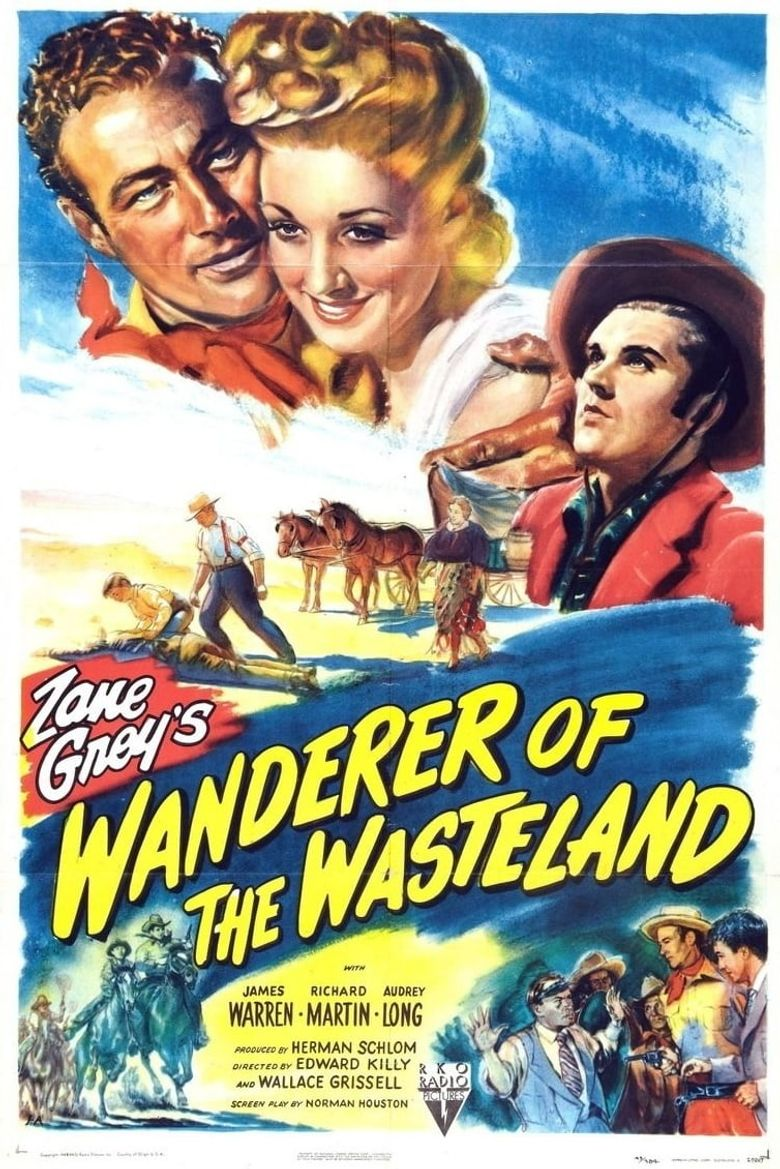 Wanderer of the Wasteland Poster