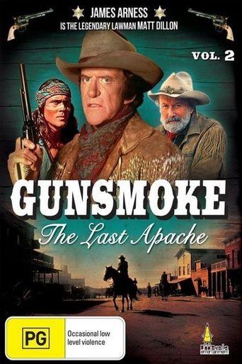 Gunsmoke: The Last Apache Poster