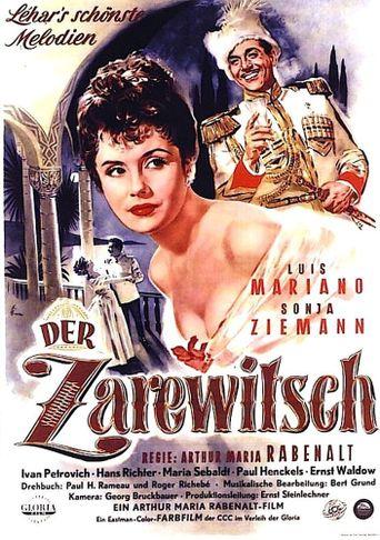Der Zarewitsch Poster