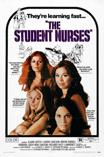 The Student Nurses Poster