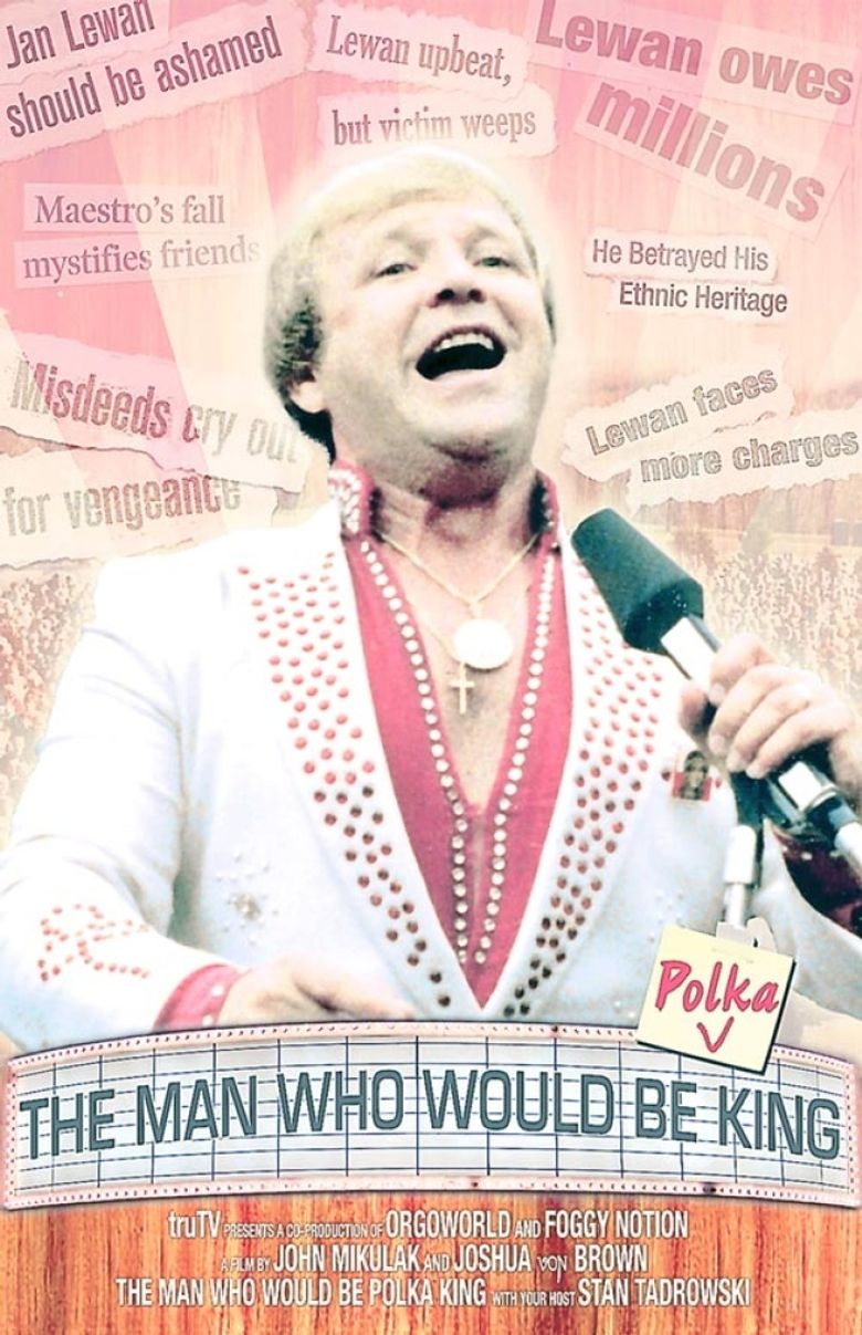 The Man Who Would Be Polka King Poster