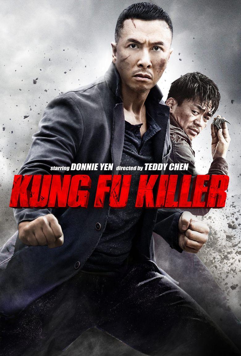 Kung Fu Jungle Poster