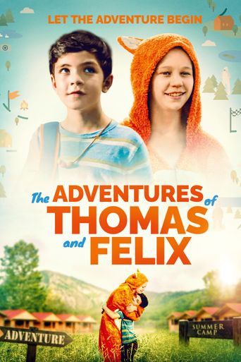 The Adventures of Thomas and Felix Poster