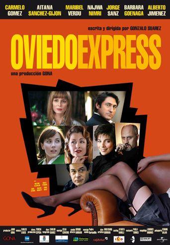 Oviedo Express Poster
