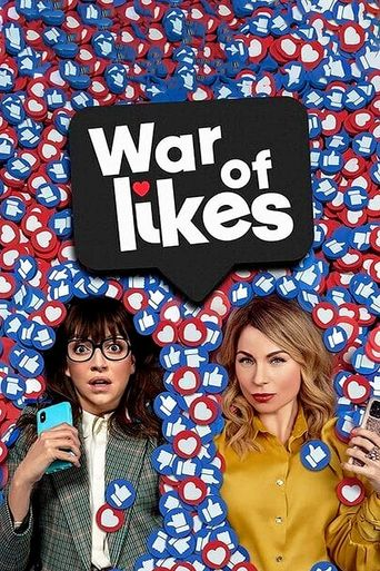 War of Likes Poster