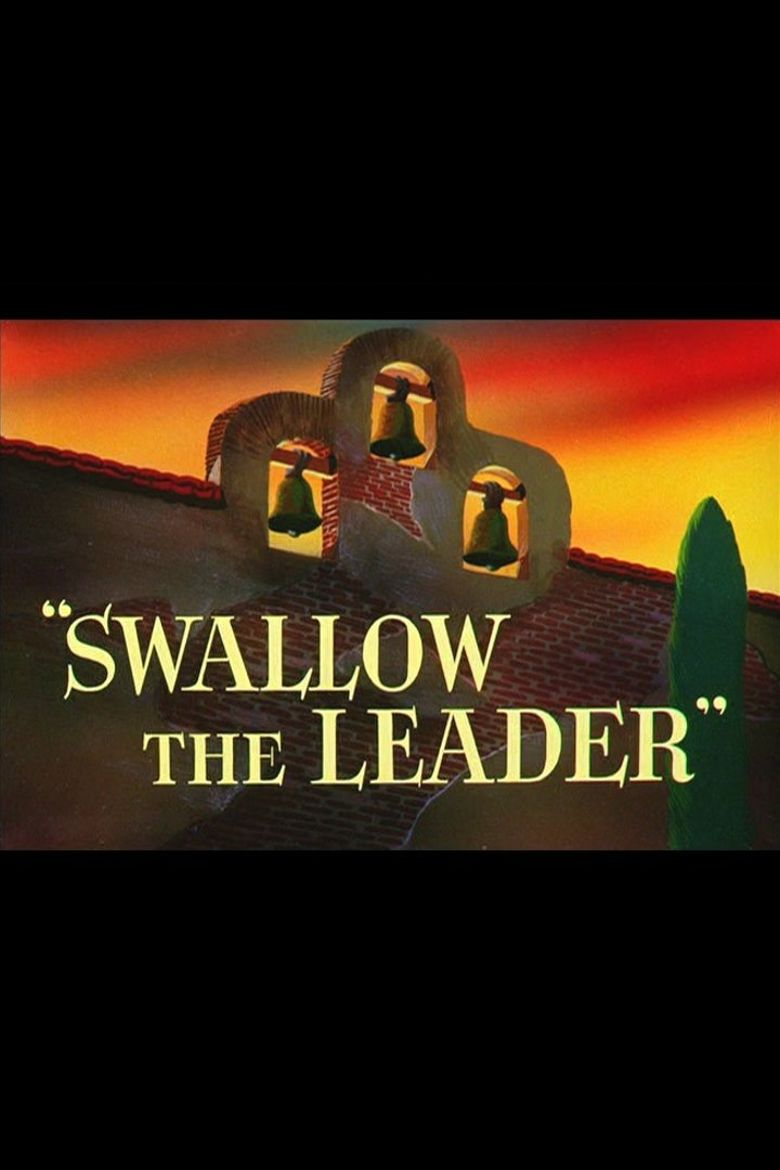 Swallow the Leader Poster
