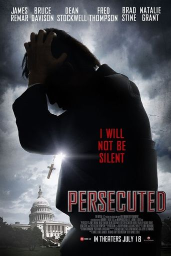 Persecuted Poster