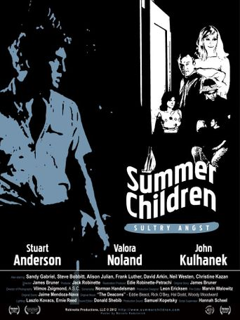 The Summer Children Poster