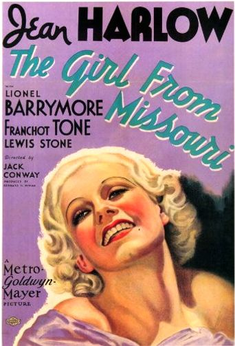 The Girl from Missouri Poster