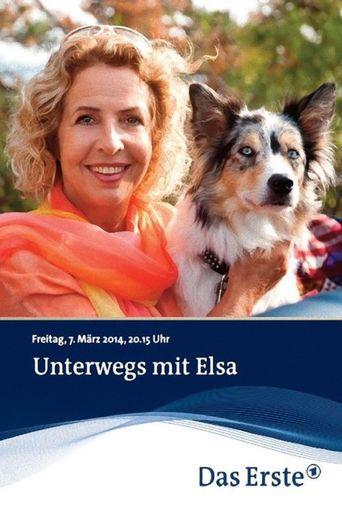 Unterwegs mit Elsa Poster
