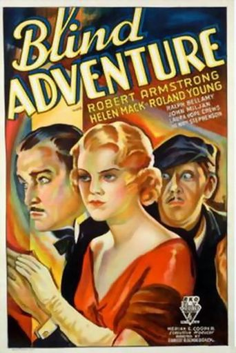 Blind Adventure Poster