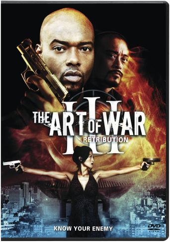 The Art of War III: Retribution Poster