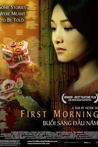 First Morning Poster