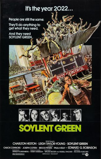 Watch Soylent Green