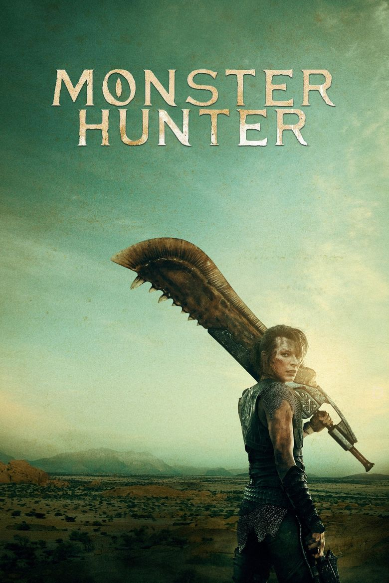 Monster Hunter Poster