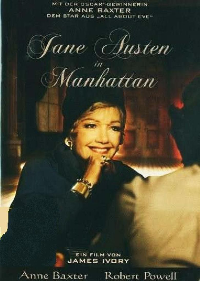 Jane Austen in Manhattan Poster