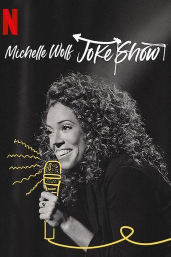 Michelle Wolf: Joke Show Poster