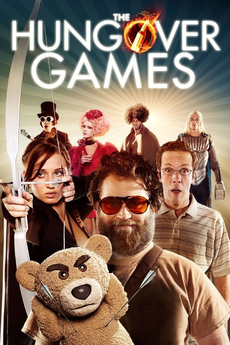 Watch The Hungover Games