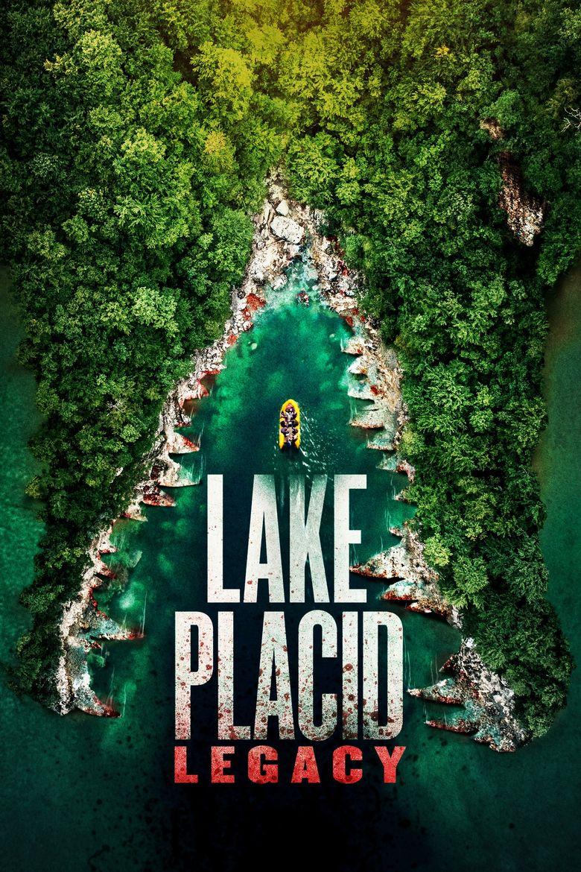 Lake Placid: Legacy Poster