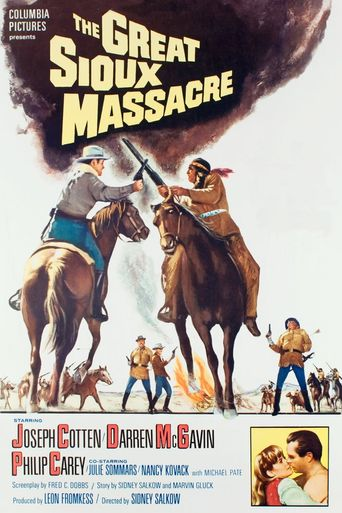 Watch The Great Sioux Massacre