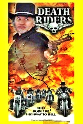 Death Riders Poster