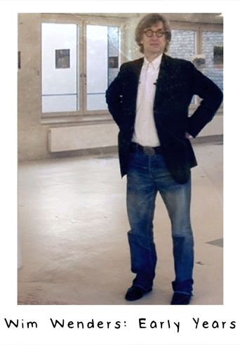 One Who Set Forth: Wim Wenders' Early Years Poster