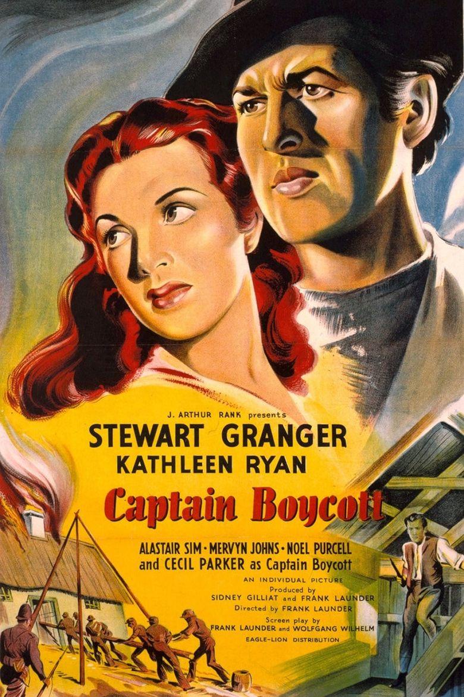 Captain Boycott Poster