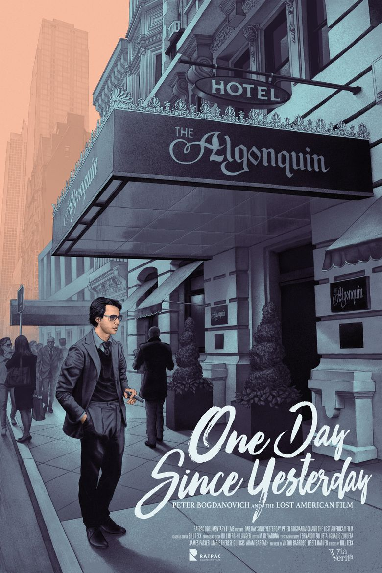 Watch One Day Since Yesterday: Peter Bogdanovich & the Lost American Film