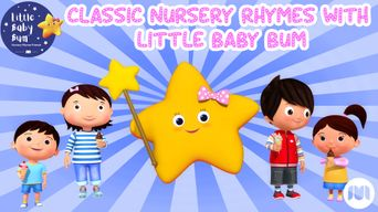 Classic Nursery Rhymes with Little Baby Bum Poster