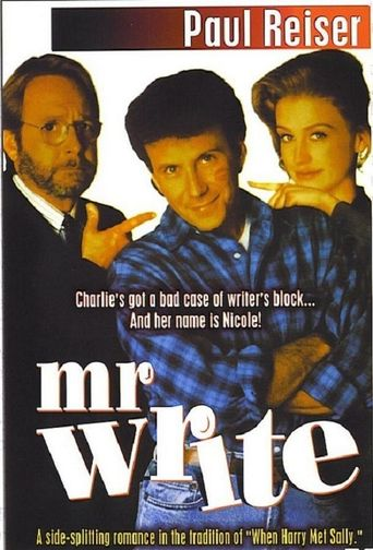 Mr. Write Poster