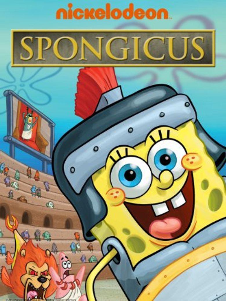 SpongeBob SquarePants: Spongicus Poster